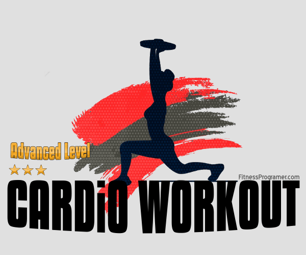 300 Calorie HIIT Workout