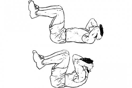 Double Crunches