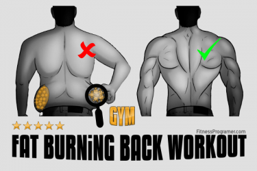 Ultimate Back Fat Burning Workout