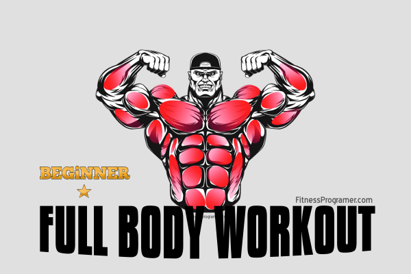 At Home Full Body Workout (No Equipment)
