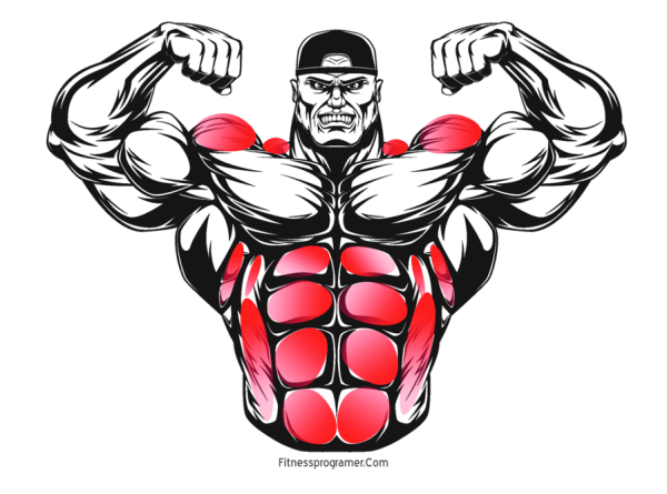 shoulder abs icon