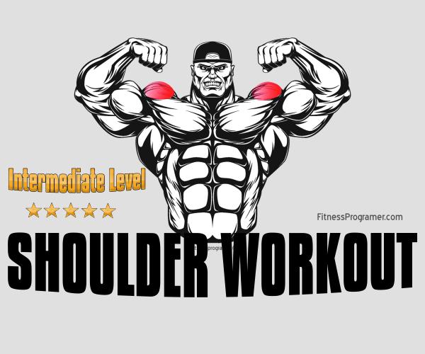 Shoulder Workout (İntermediate Level)