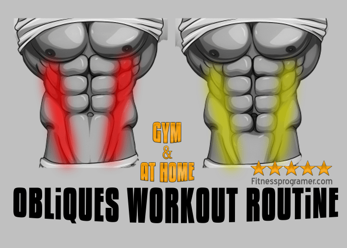 Obliques Workout