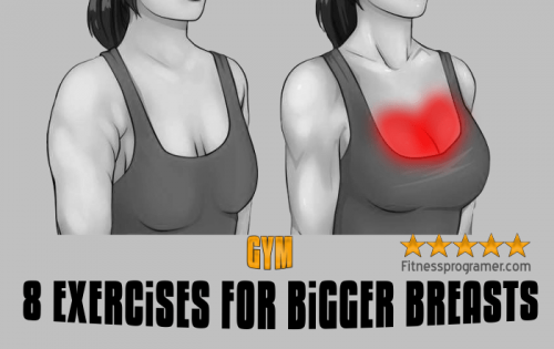 8 Exercises for Bigger Breasts