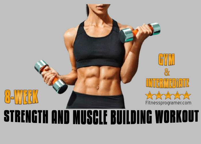 Strength and Muscle Building Workout Program for Women