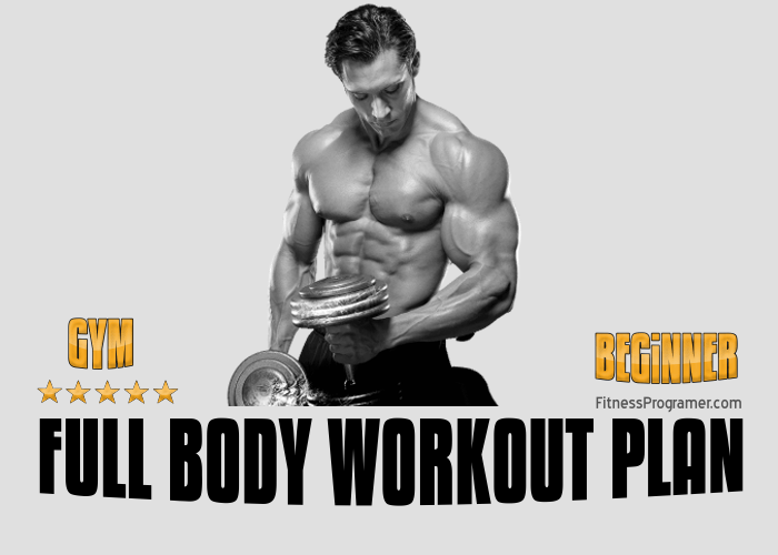 Full Body Workout Routine For Beginners