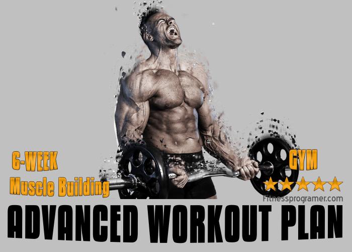advanced workout program