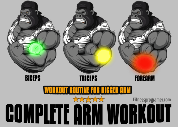 complete arm workout