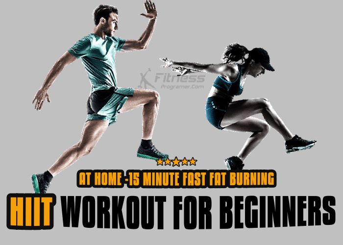 15-Minute HIIT Workout for Beginners
